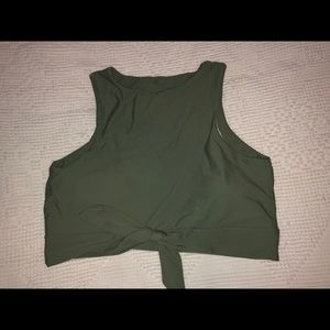 SHEIN bathing suit top